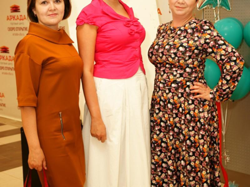 Открытие салона красоты «Allegri» в ТЦ «Аркада»