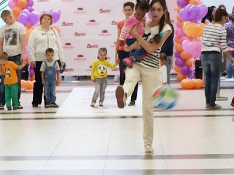 Cемейный праздник «Папа, мама, я – спортивная семья»!