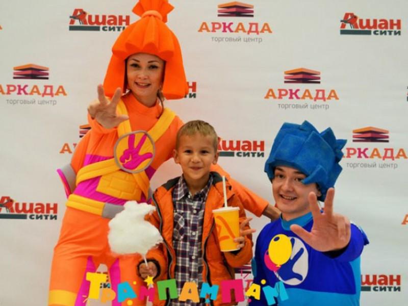 День рождения ТЦ «Аркада» – 1 год!